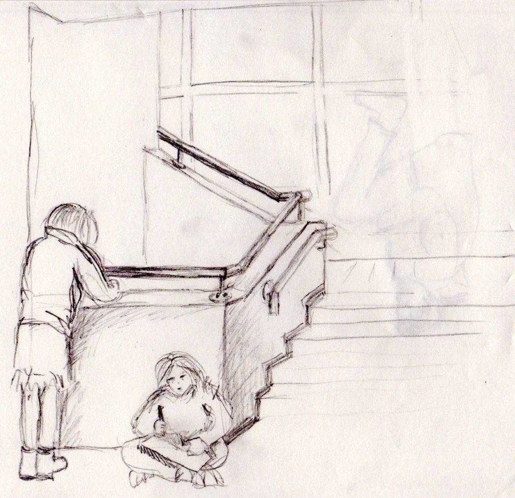 Urban Sketching 25