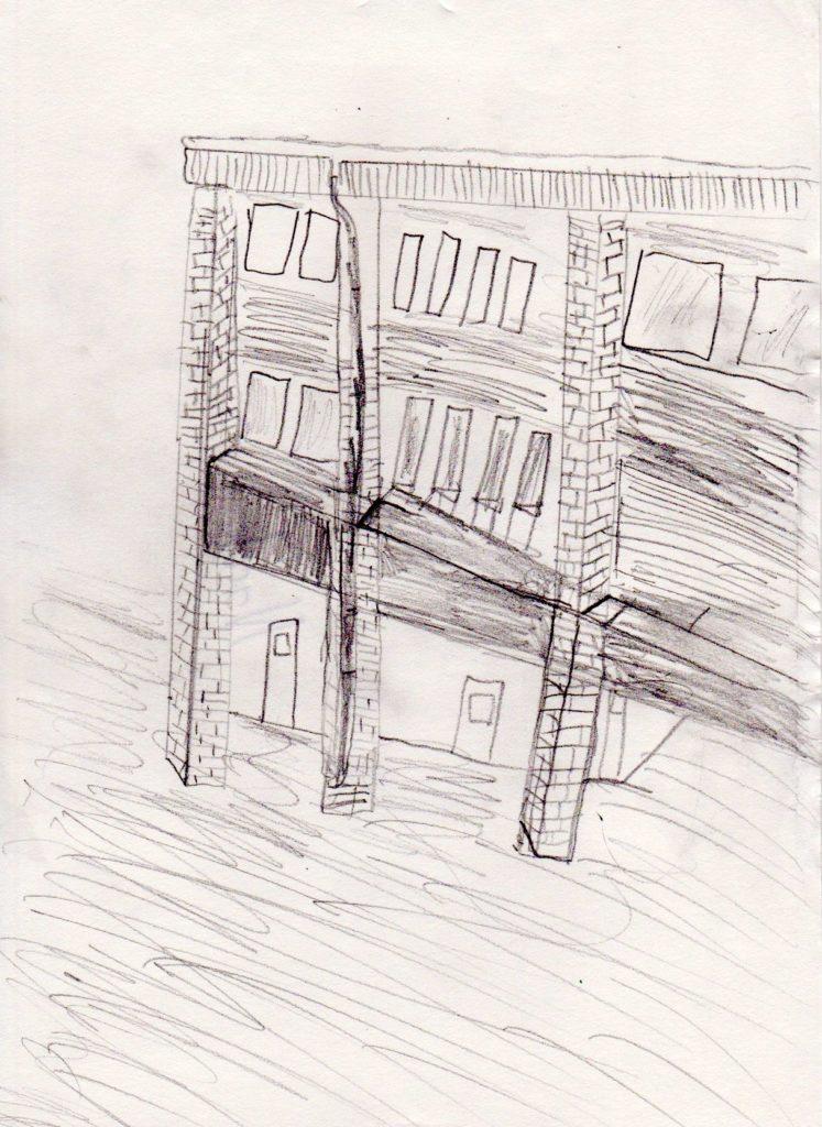 Urban Sketching 26