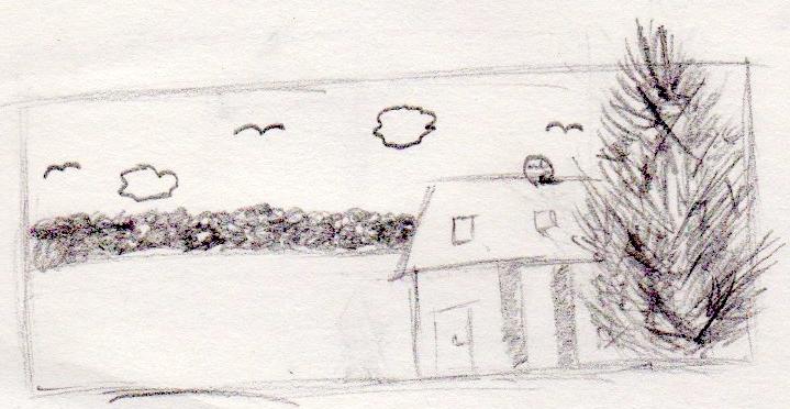 Urban Sketching 31