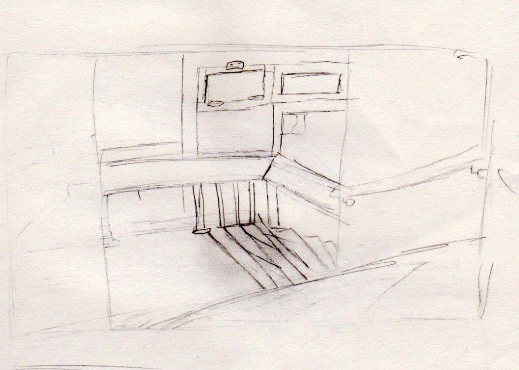 Urban Sketching 36