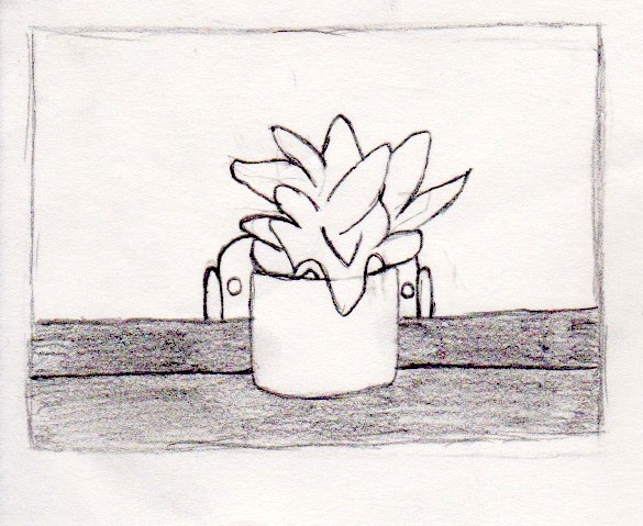 Urban Sketching 38