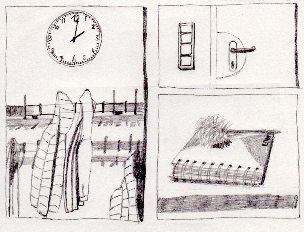 Urban Sketching 45