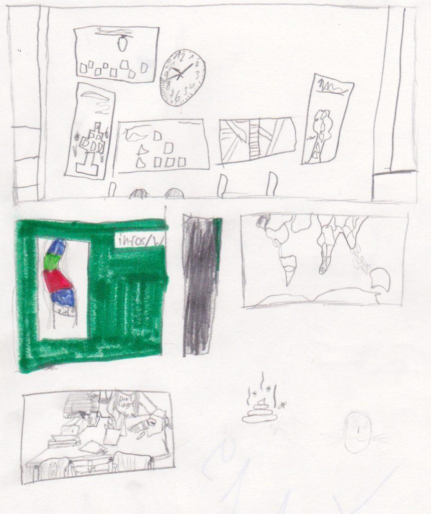 Urban Sketching 51