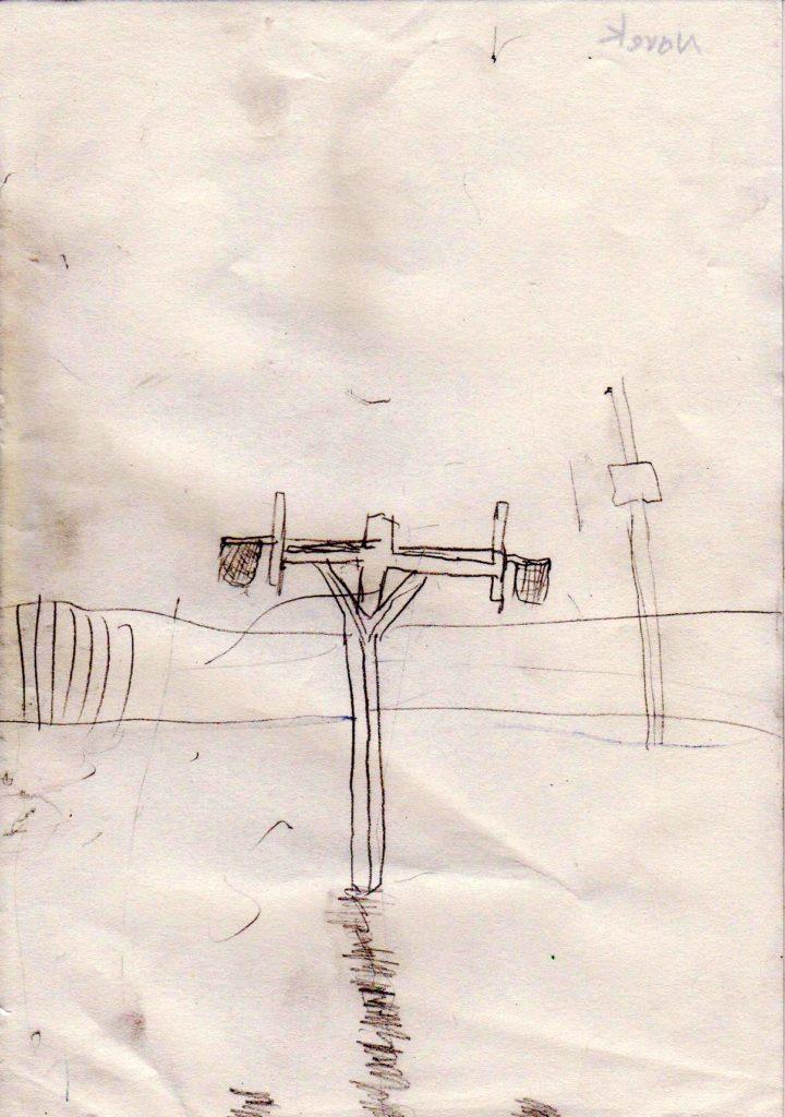 Urban Sketching 54