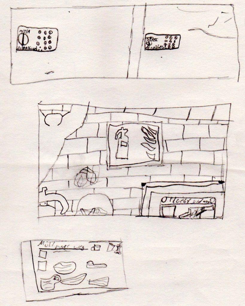 Urban Sketching 61