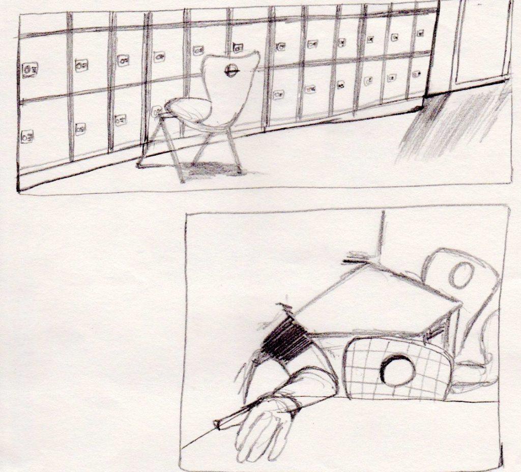 Urban Sketching 68
