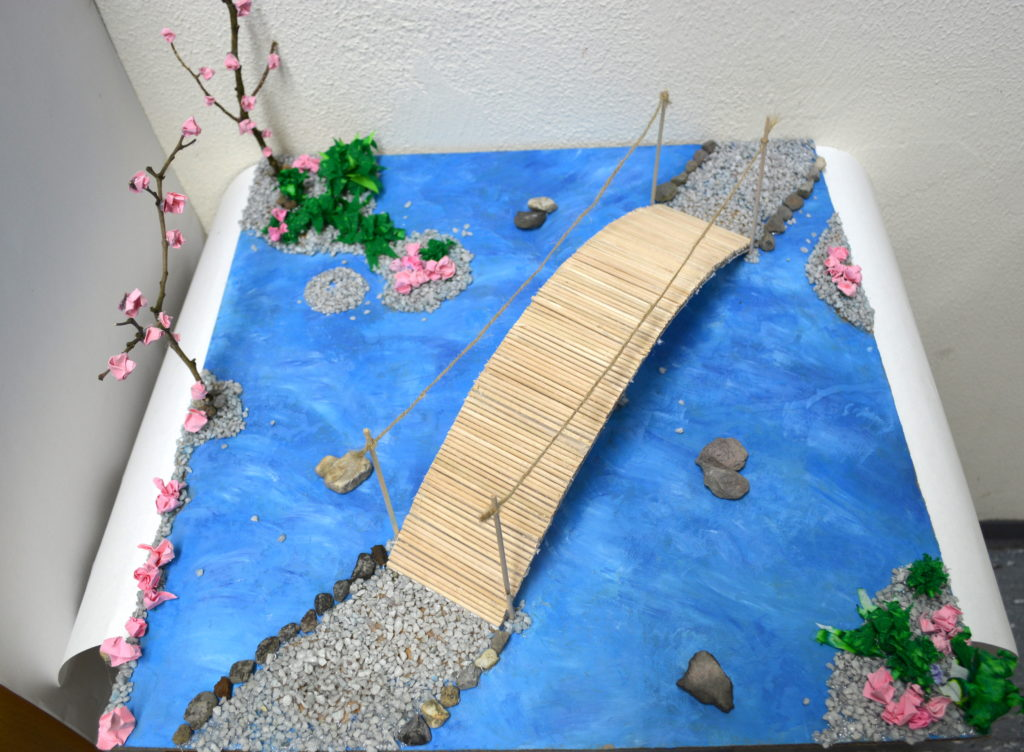 Az. Nilay 1. Japanische Brücke
