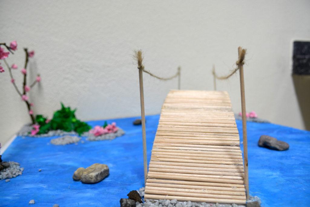 Az. Nilay 4. Japanische Brücke